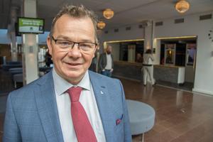 Pär Löfstrand, doktor i psykologi på Mittuniversitetet.