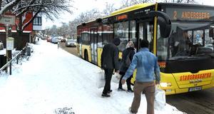 Debatten om kollektivtrafiken går vidare.