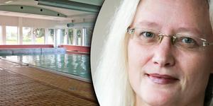 Agneta Nyvall vill rädda Tunets bad.