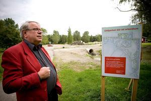 I augusti 2010 uttryckte dåvarande kommunalrådet Leif Nilsson (S) sin belåtenhet över att Uddparken äntligen var giftfri.