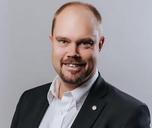Fredrik Bruhn är borlängesonen som blev serieentreprenör och professor. Han är idag vd för Unibap som har verksamhet i Västerås och Uppsala.