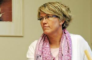 Kommundirektör Åsa Granat ska titta på vem som ska äga det framtida kulturhuset.