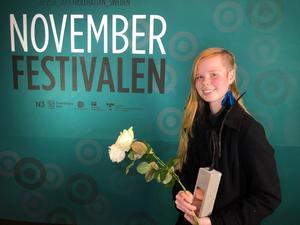 Fanny Åhrlin. Bild: Henrik Harrysson