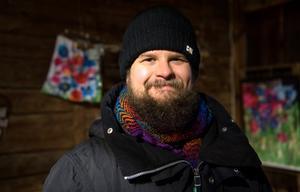 Kristoffer Bäckman, 33 år, provningsingenjör, Alnö.
