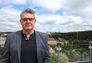 Stadsbyggnadsnämndens ordförande Håkan Buller (S).