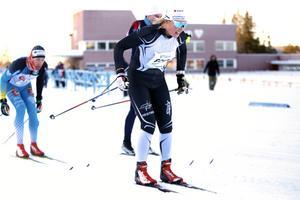 Bild från fjolårets upplaga av Östersund Ski Marathon, där snötillgången inte var något problem.