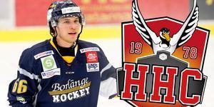 Joel Källström Englund kommer från fyra säsonger i Borlänge, nu presenteras han som HHC:s femte nyförvärv.