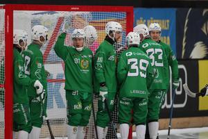 Hammarby, med Christoffer Fagerström i spetsen, tog en komfortabel seger över Vänersborg.