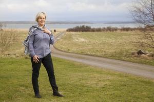 Eva Ohlin Särman, en av våra mest populära kryssmakare. Du möter henne och en lång rad korsordsutmaningar i e-tidningens julkryssbilaga.