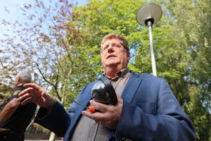 Uppåt 100 bevakningskameror kommer att sättas upp i Borlänges innerstad under 2020: