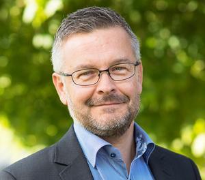 Magnus Kangas blir ny fabrikschef på Ortvikens pappersbruk.