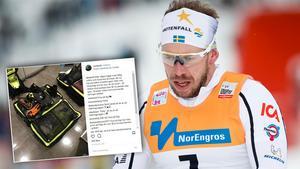 Emil Jönsson står över Tour de Ski.