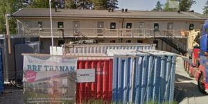 Brf Tranan i Rimbo är en av de byggen som uppfördes under perioden från augusti 2017 till augusti i år.  Foto: google maps