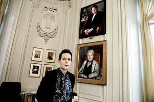 Svenska Akademiens ständiga sekreterare Sara Danius. Arkivbild.Foto: Lars Pehrson/SvD/TT