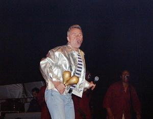 Jerry Williams på den första Idre Yran 1999.