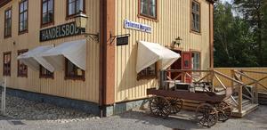 Handelsbodshuset på Torekällberget.