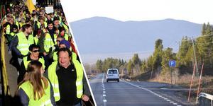 De gula västarnas uppror i Frankrike började med protester mot drivmedelsskatter. Är något liknande att vänta i Sverige?