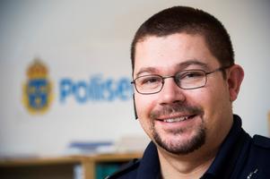 Tommy Lindh är presstalesperson hos polisen Region Bergslagen. | Foto: Jörgen Westlin/Polisen