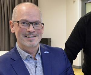 Roger Sixtensson, vd för Lindesbergs kommuns fastighetsbolag Falab/Libo.
