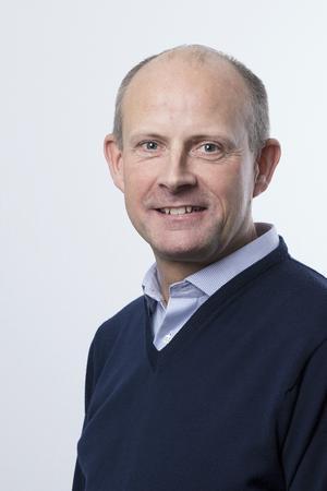 Krister Eriksson är HR-direktör på Region Jämtland Härjedalen. Foto: Sara Rönnberg/Region JH