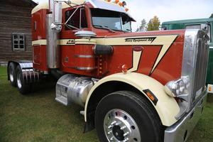320 lastbilar har anmält sig till årets träff i Ramsele.