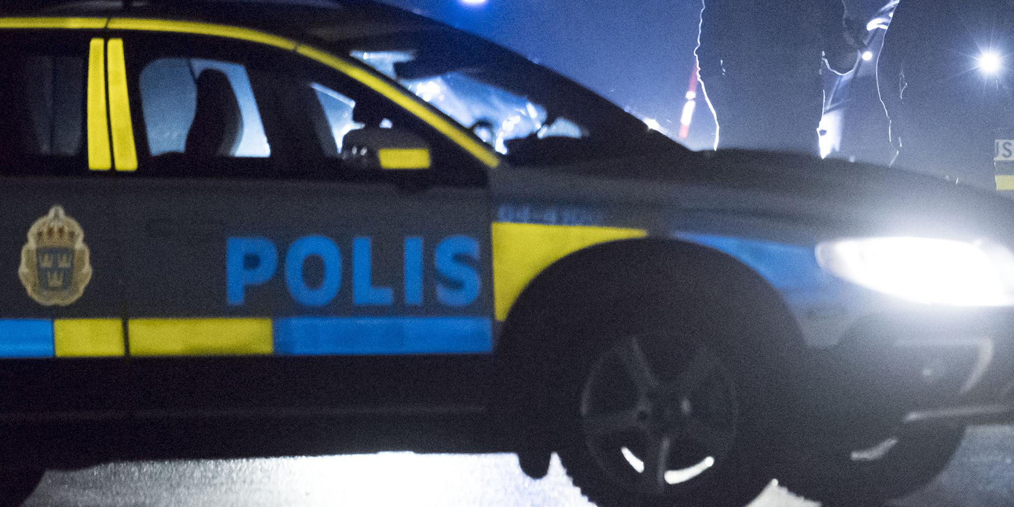 Polisen varnar for stoldliga