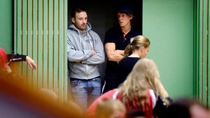 Anton Samuelsson vänder hem till Sundsvall efter proffsåren i Schweiz. Om det blir fortsatt spel återstår att se – i så fall inte i Granlo BK. Bild: Håkan Humla