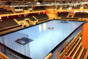 IFU Arena i Uppsala stod klar hösten 2016. En arena som kostade 327 miljoner att bygga, alltså fem miljoner mindre än nya Sporthallen.