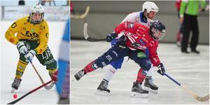 Två nyckelspelare i P18-finalen: Ljusdals Elias Swartswe, 18 matcher och sju poäng i allsvenskan i år, samt Jesper Granqvist som spelat 17 matcher med Edsbyn i elitserien.