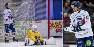 Det blev en tung första dag i Governor Cup för Fredrik Åström, Anders Svensson och Daniel Burvall Jonsson.