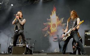 Finska metalbandet Amorphis gjorde i somras en uppskattad spelning på Sweden Rock Festival.