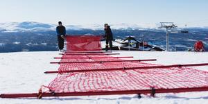 Åre 2019 är det första alpina världsmästerskapet som ISO-certifierats. Foto: Linus Elfvendahl/Åre 2019