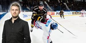 Andreas Hanson om AIK:s storseger i första finalen. Foto: Bildbyrån