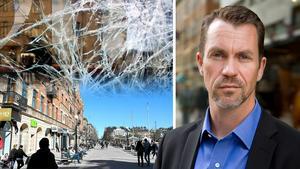 Per Geijer, säkerhetschef på Svensk Handel, skriver att partierna måste visa handlingskraft när det gäller brottsligheten: