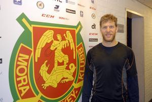 Yan Stastny hade både meriter och ett häftigt efternamn, men gjorde ingen succé i Mora IK. Foto: Jörgen Wåger