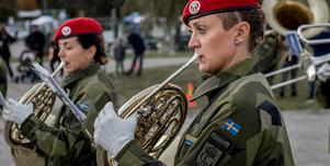 Det kommer att dröja innan sista versen har spelats i de politiska diskussionerna. Foto: Astrid Amtén Skage/Försvarsmakten.