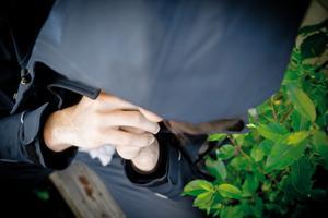Unga missbrukande brottslingar tas emot på behandlingshem i Norberg. (Bilden arrangerad).