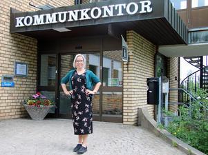Johanna Skottman, kommunstyrelsens ordförande i Surahammar.
