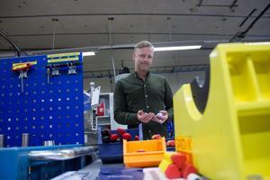 Marc Nordin tycker att fler borde söka till Yrkeshögskolan i Sandviken.