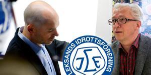 Olsson menar att han inte har några problem med Mats Aspemo i dag. Hör honom berätta mer om tiden i Leksand i Hockeypuls podd. Foto: Bildbyrån//Sporten.