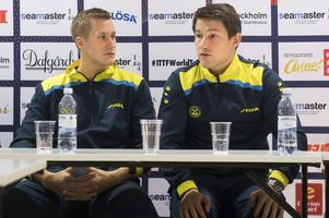 Mattias Falck och Kristian Karlsson kommer inte till SM i Söderhamn som spelas mellan 27 mars och 1 mars.