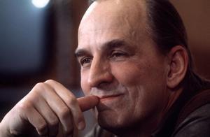 Ingmar Bergman 1975. Under 2018 firas hans hundraårsjubileum bland annat med ett nytt fokus på Bergmans författarskap. Foto: Leif R Jansson/SCANPIX