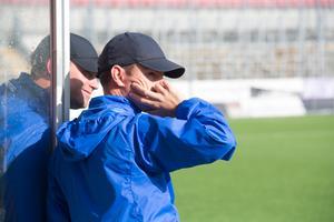 Kif Örebros tränare Stefan Ärnsved var imponerad över lagets prestation mot Kristianstad, utom när det kom till att få bollen i mål.