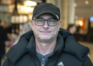 Miguel Gode, 57, pensionär, Timrå