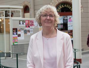 Professor Ann-Catrine Edlund forskar i skriftens sociala historia vid Mittuniversitetet.