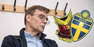 Foto: Per Danielsson/TT. Lennart Ivarsson, VD Östersunds FK