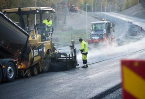 Kilsmo behöver asfalt.FOTO: FREDRIK SANDBERG / TT
