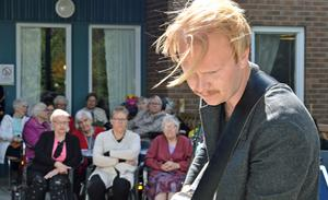 Broder Henrik Rapp välkomnar festivalens initiativ.