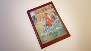 """Boken """"Händelser i livet"""" handlar om Marianne Bos Marengs konst och livshistorier. För köp av bok, kontakta familjen."""