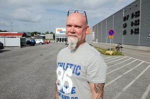 Heikki Huhtamäki, 53, CNC-operatör, Alnö.